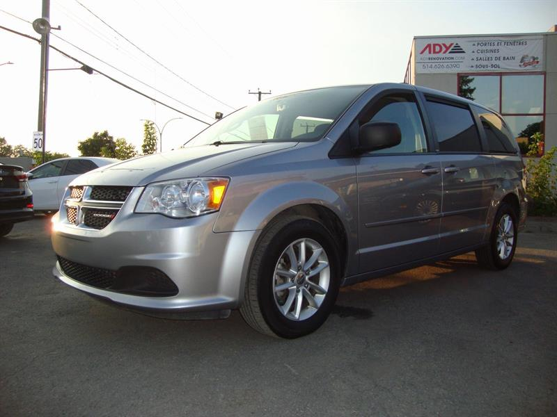 Dodge Grand Caravan SXT 2013 STOW & GO #M35