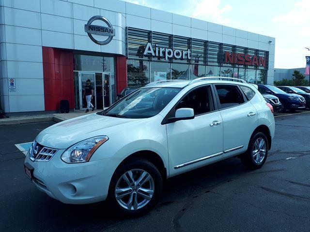 2013 Nissan Rogue SV FWD ALLOY WHEELS,ROOF,BACKU #P1743