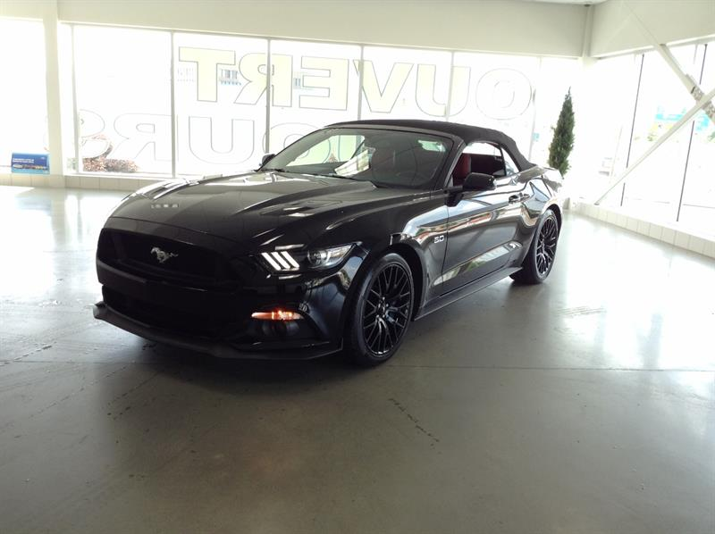 Ford Mustang 2017 2dr Conv GT Premium #C7023