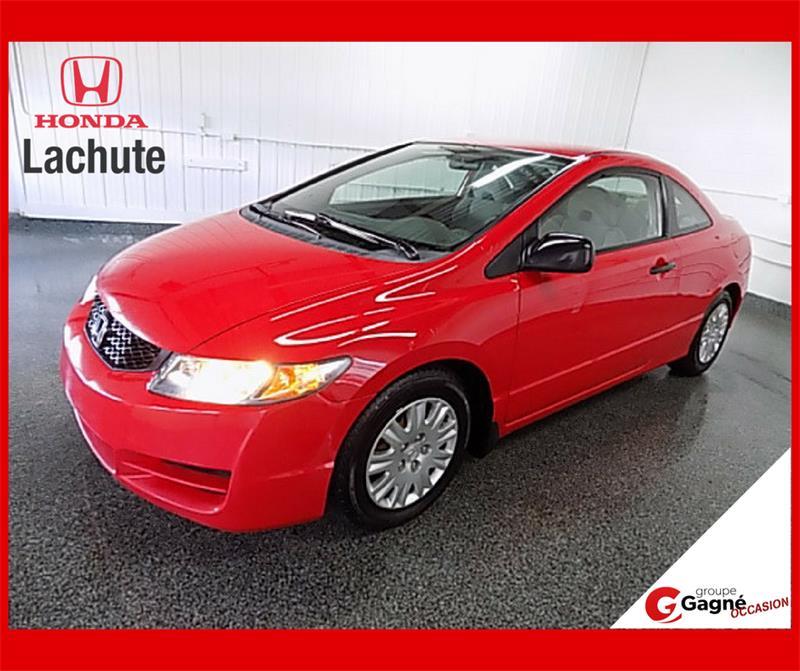 Honda Civic Coupe 2009  GARANTIE 36 MOIS !!! #18-146A
