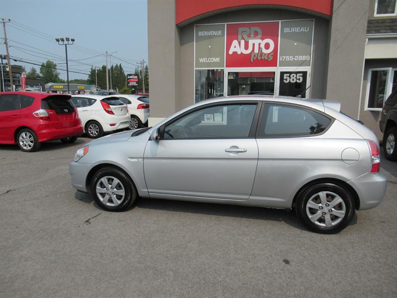 Hyundai Accent 2008  HB  L  #9965