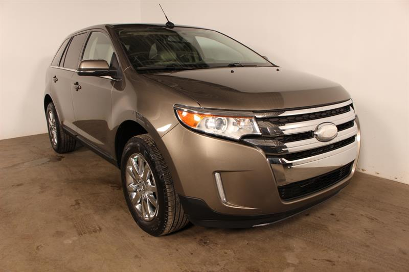 Ford EDGE 2013 **Limited AWD** GPS TOIT PANO #81033A-AD