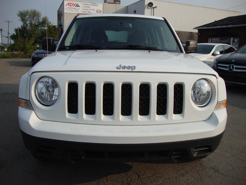 2016 Jeep Patriot SPORT FWD #M033