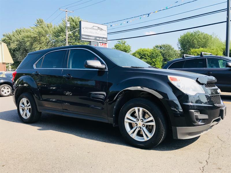 Chevrolet Equinox 2011 36$* par Semaine/Financement #94828-2