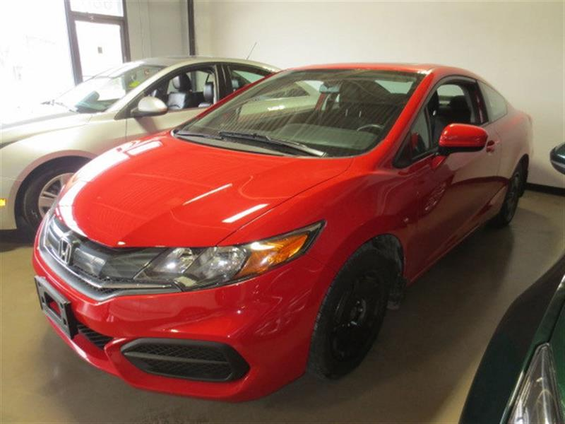 2014 Honda Civic EX -/SUNROOF/HTD SEATS #3519