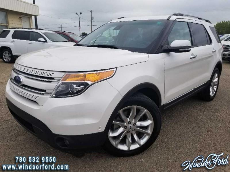 2015 Ford Explorer Limited #RT1168A