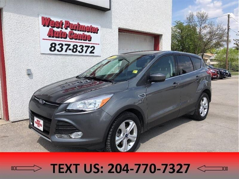 2014 Ford Escape AWD, BACKUP CAM, HEATED SEATS SE #5374