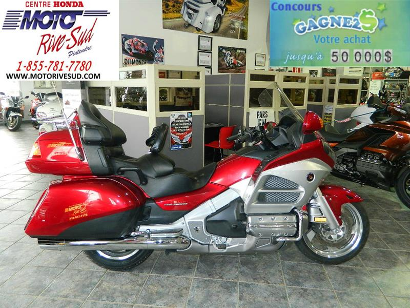 Honda GL 1800 GOLDWING AL 2012