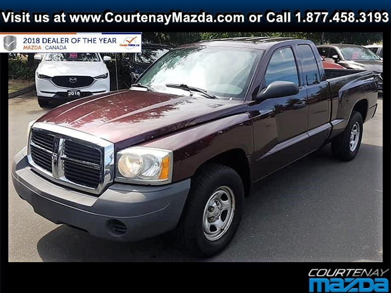 2005 Dodge Dakota SLT Club Cab #P4693