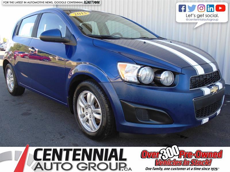 2013 Chevrolet Sonic LT    #U764A