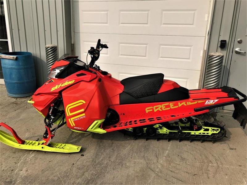 Ski-Doo Freeride 800R E-TEC 137 2.25 2016