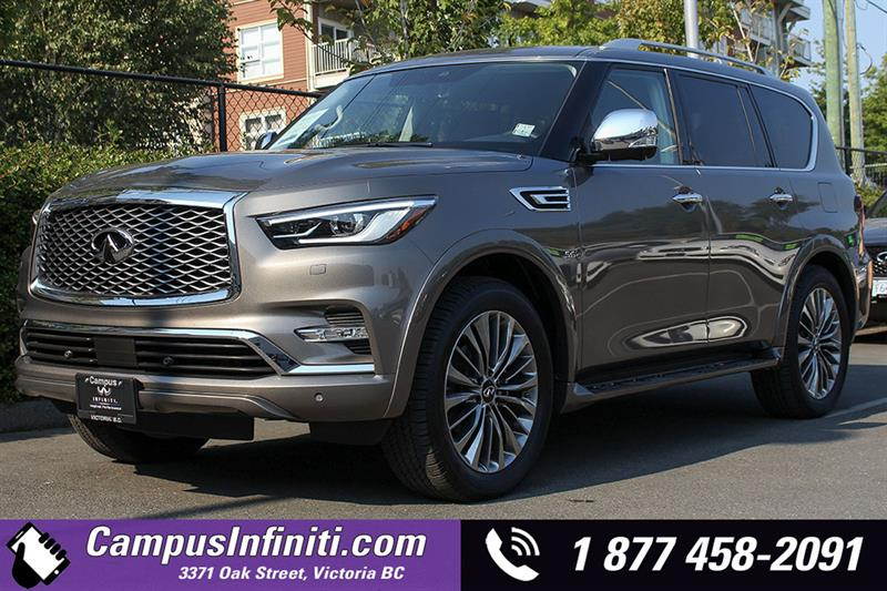 2018 Infiniti Qx80 7 Passenger with Technology Package #18-QX8001