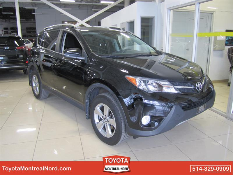 Toyota RAV4 2015 XLE AWD  TOIT +MAGS #3237 AT
