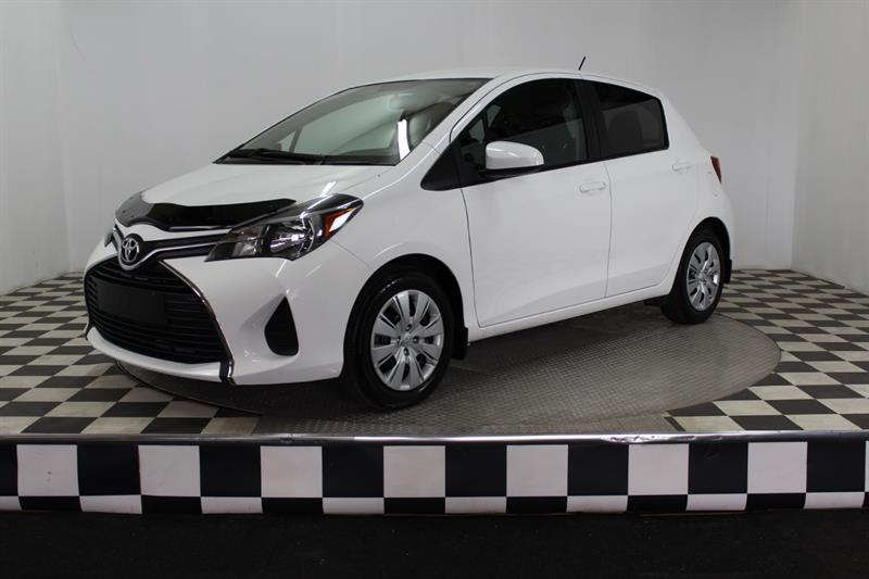 Toyota Yaris 2015 LE #A6625