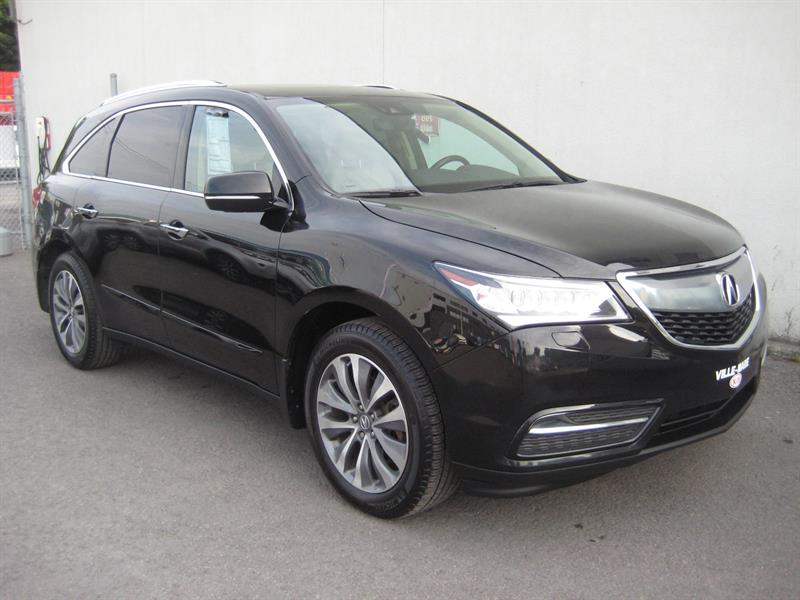 Acura MDX 2016 SH-AWD ELITE Tech Pkg #1067K
