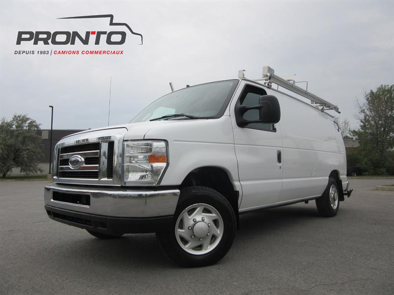 Ford Econoline Cargo Van 2012 E-150 ** Voir Équipement ** #3706
