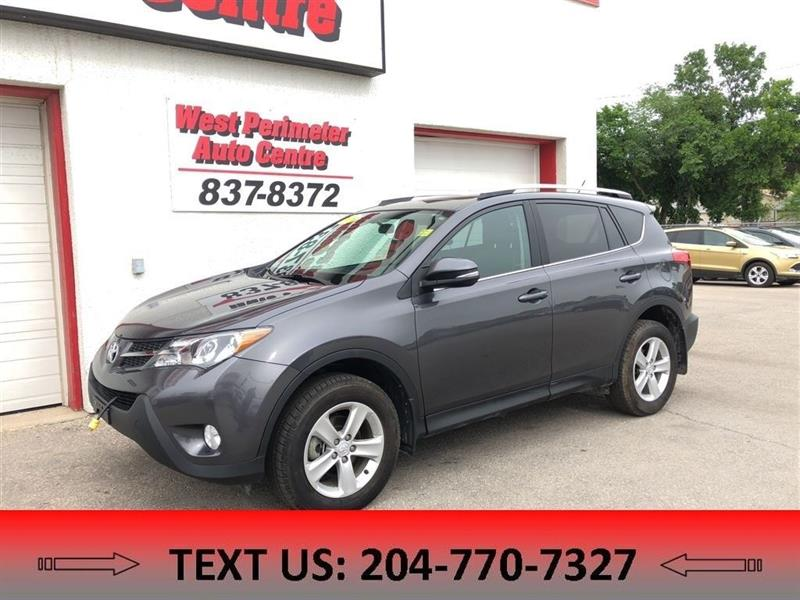 2013 Toyota RAV4 XLE (A6) Sunroof, B/U-Camera, Heated Seats #5392