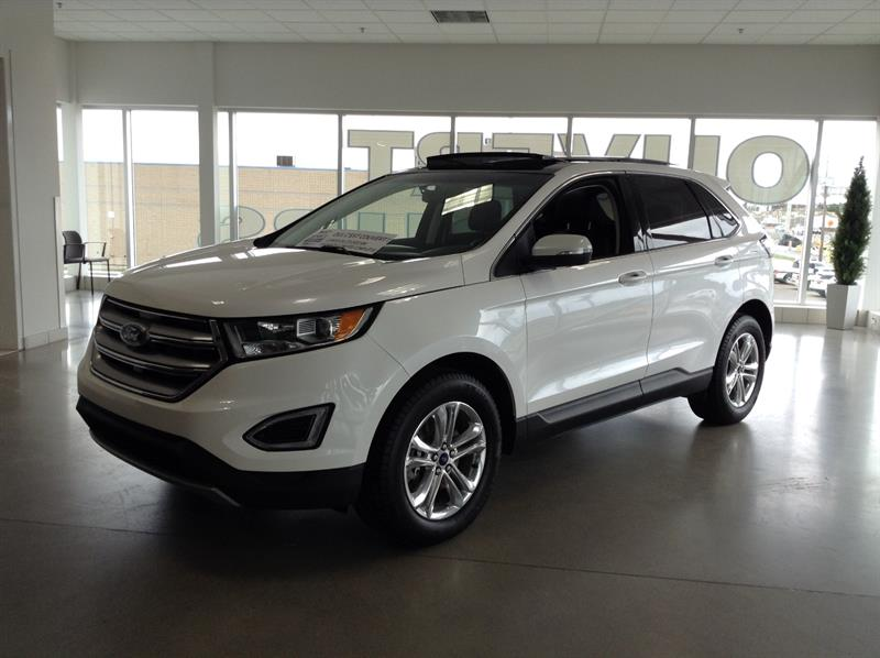 Ford Edge SEL 2017 AWD/TOIT/CUIR/CELL #U3503