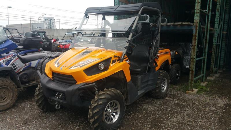 Kawasaki Teryx 750 4x4 2013