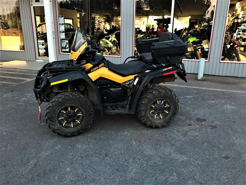 Can-am Outlander 650 XT-P 2010