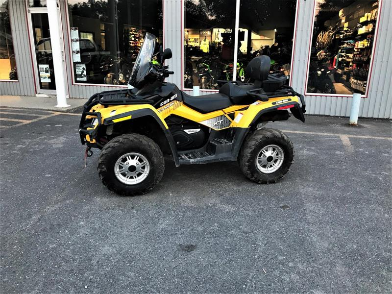 Can-am Outlander Max 650 XT 2010
