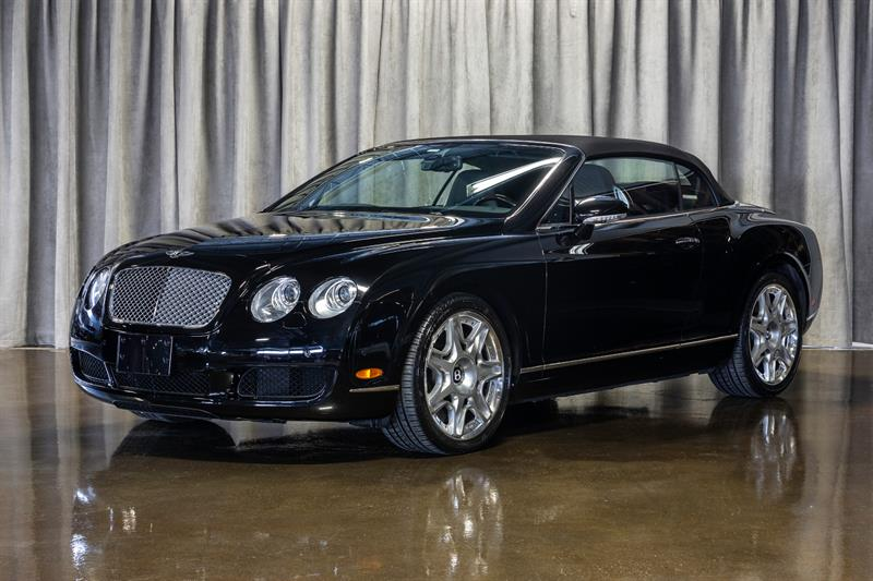 Bentley Continental GT 2009 2dr Conv SOLD! THANK YOU!