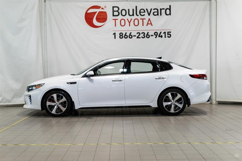 Kia Optima 2016 * SXL TURBO * #82599A
