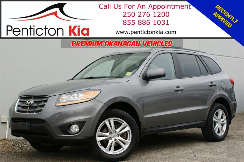 2010 Hyundai Santa Fe Sport GL - Heated Seats, Power Sunroof, Bluetooth #18SP27A