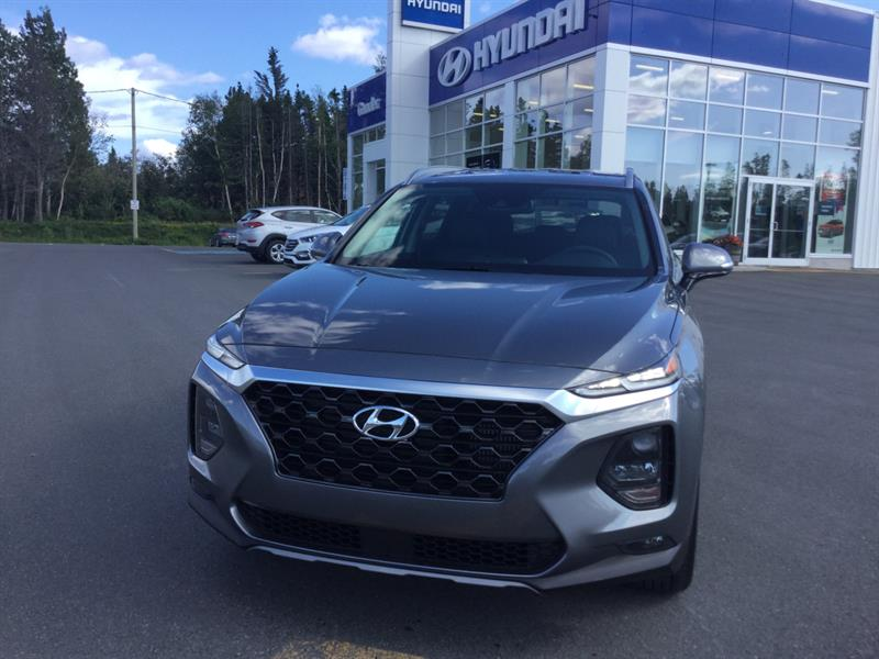 2019 Hyundai Santa Fe 2.0T AWD PREFERRED #FE9006