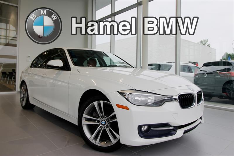 BMW 3 Series 2014 4dr Sdn 320i xDrive AWD #u18-204