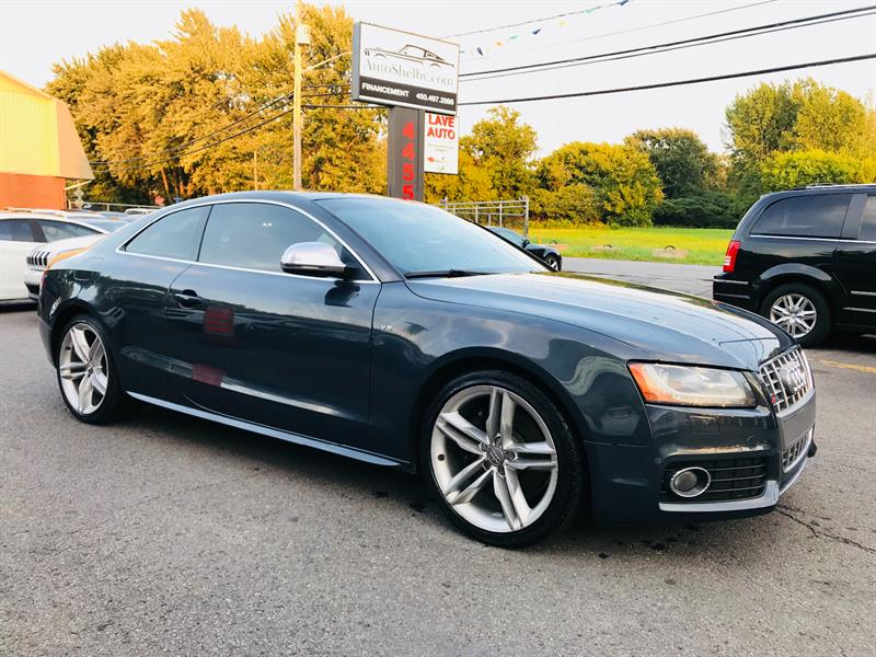 Audi S5 2008 83$* par semaine/Financement #94867-2