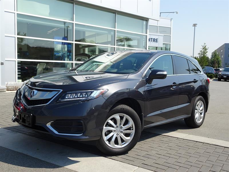 2016 Acura RDX 6-Spd AT AWD w/ Technology Package #937111A
