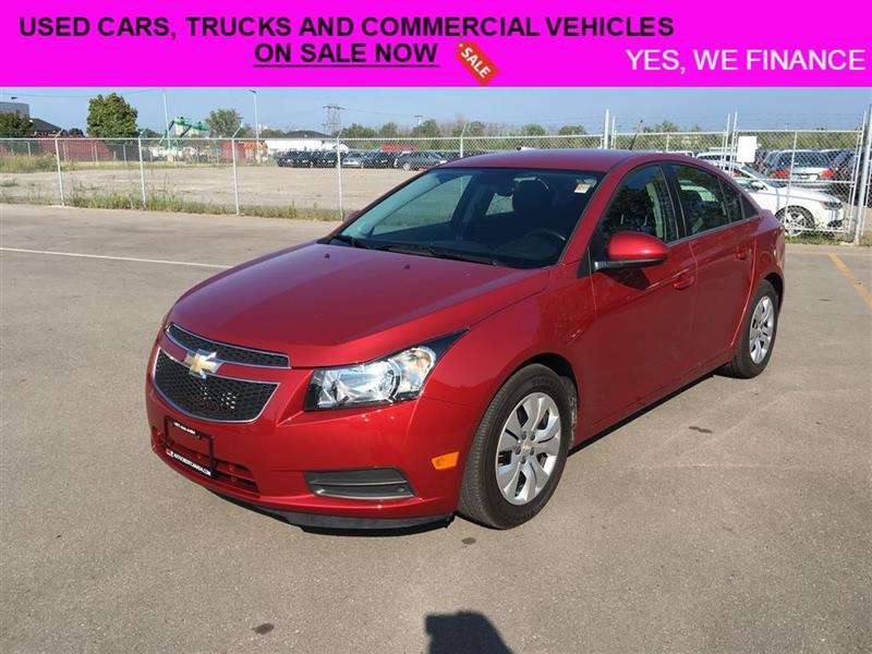 2014 Chevrolet Cruze 1LT Cheap on Gas and Insurance! #018148