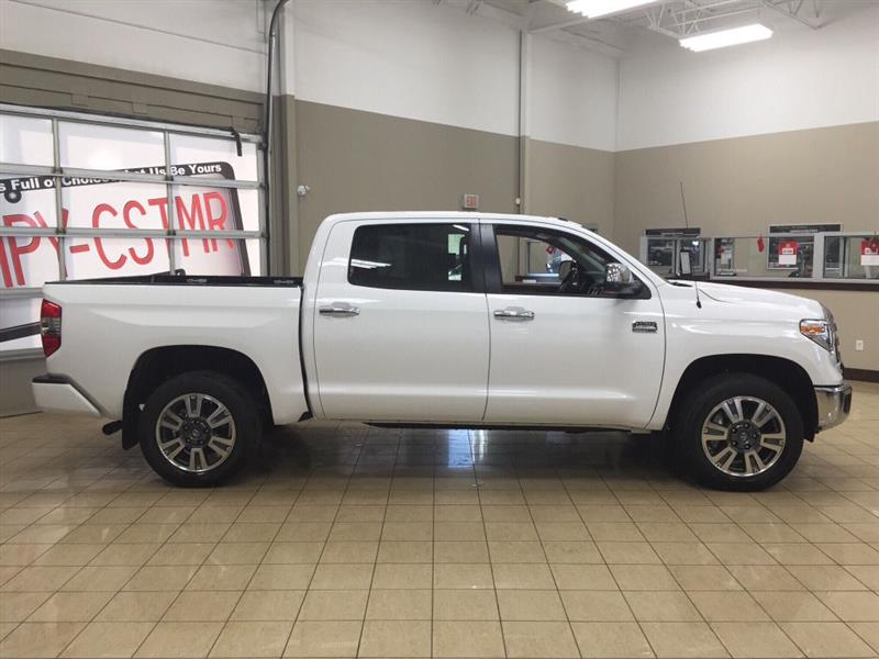 2016 Toyota Tundra 4x4 CrewMax 1794 EDITION 4X4 #N17157A