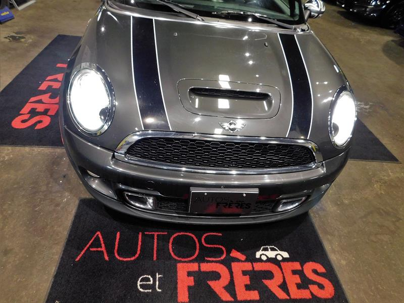 2012 Mini Cooper Clubman 2dr Cpe S Used For Sale In Dorval At Autos