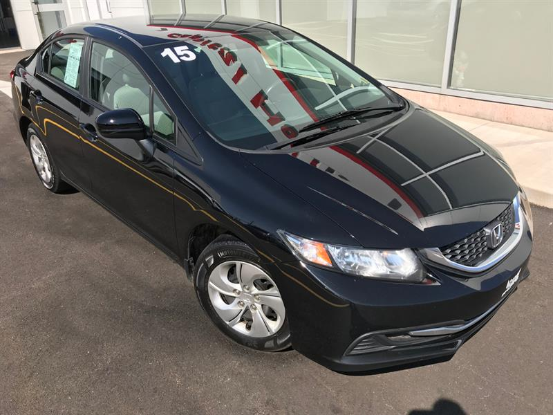 2015 Honda Civic Sedan 4dr Auto LX #J292A