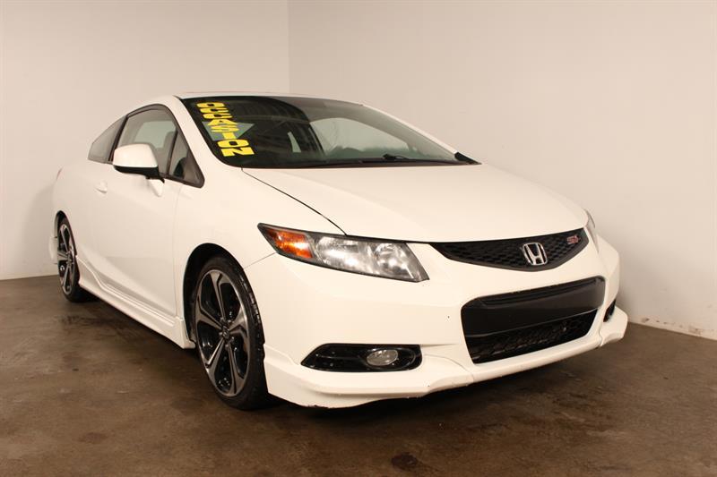 Honda Civic Cpe 2012 Si ** HFP ** RARE #81012A-CA