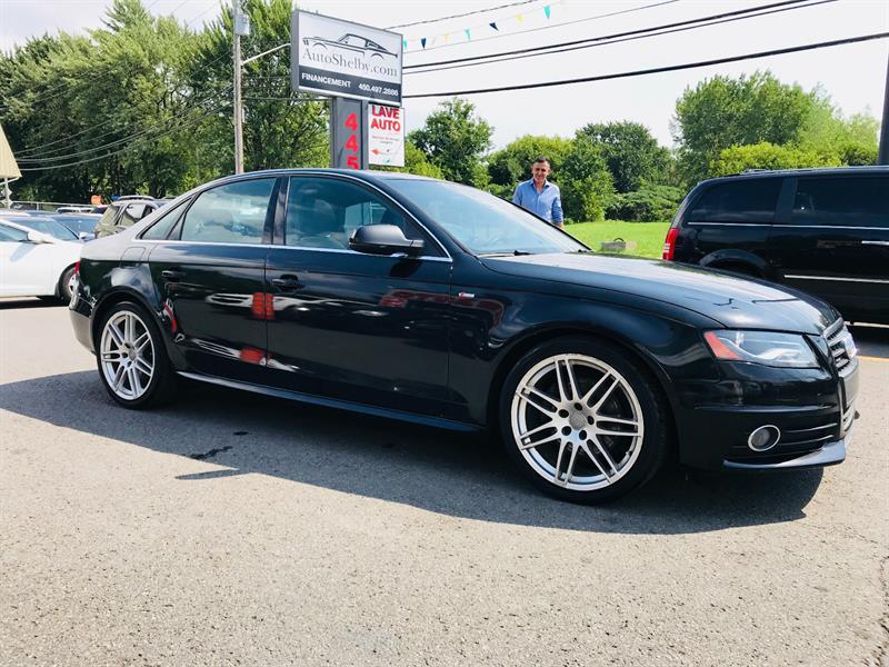 Audi A4 2010 57$*  Par Semaine/Financement  #4865-2