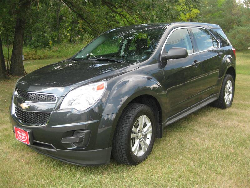 2012 Chevrolet Equinox  Ls  plus One Owner #P  8087