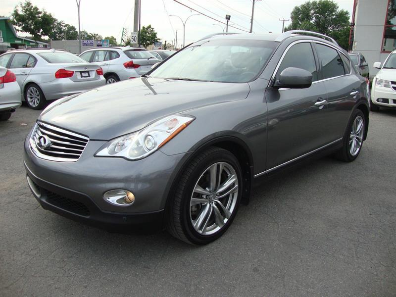 2014 Infiniti QX50 AWD NAVI-TECH 360 CAMERA 19