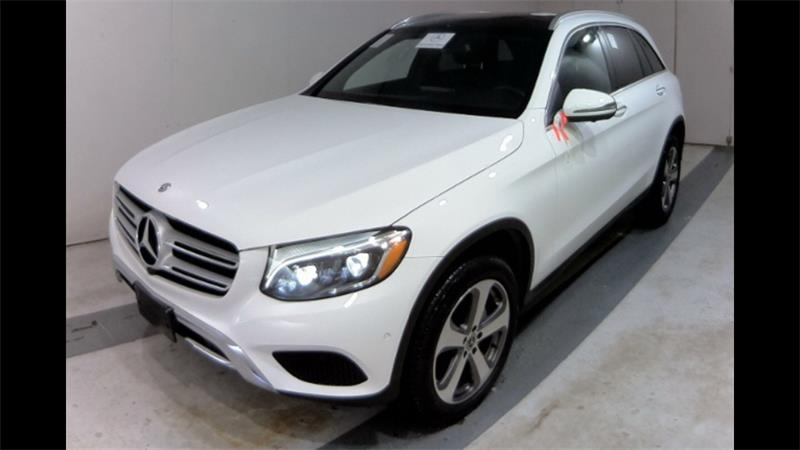Mercedes-Benz GLC 2018 GLC 300 4MATIC GPS + TOIT  #V18189