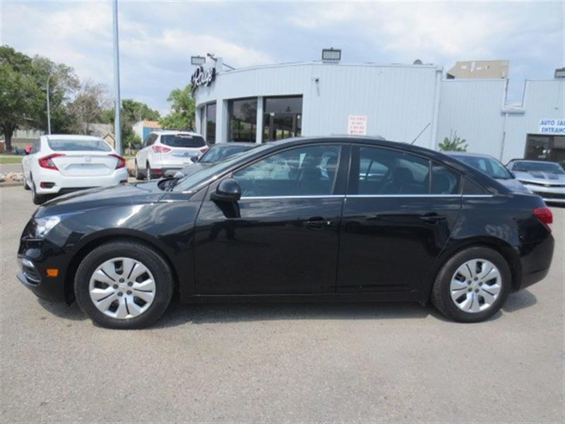 2016 Chevrolet Cruze LT 1LT - LOW KMS/SUNROOF/CAMERA #3729