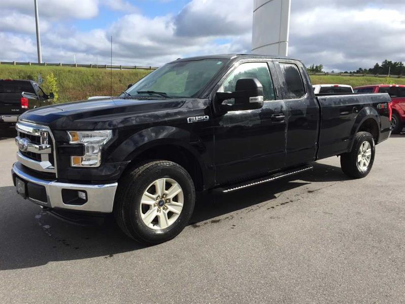 Ford F-150 2016 4WD SuperCab,BOITE 8 PIEDS,ENS CHARGE UTILE #18569A