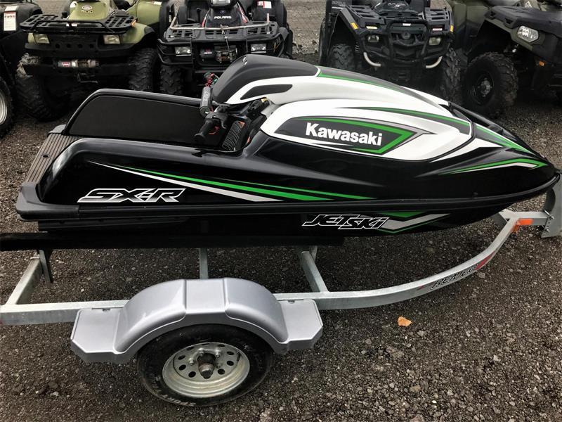 Kawasaki Jet-ski SX-R 2018