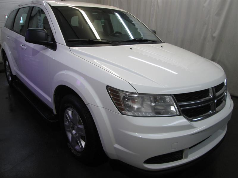 Dodge Journey 2012 4dr #8-0810