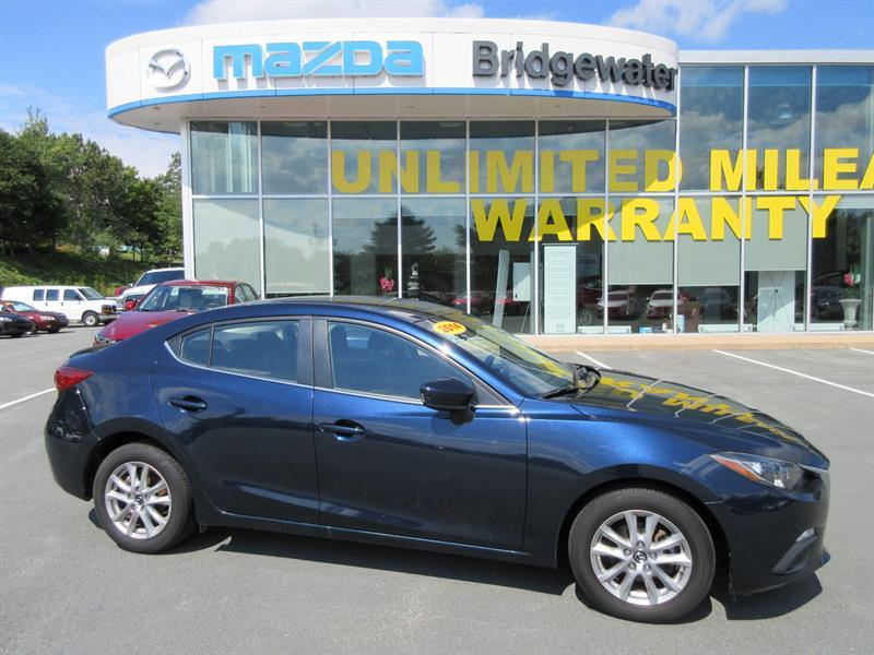 2014 Mazda MAZDA3 4dr Sdn GS-SKY #18223A