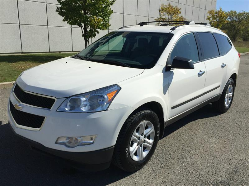 Chevrolet Traverse 2012 LS AWD 7 PASSAGERS