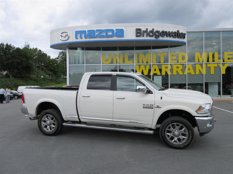 2017 Ram 2500 4WD Crew Cab 149 Limited #18249