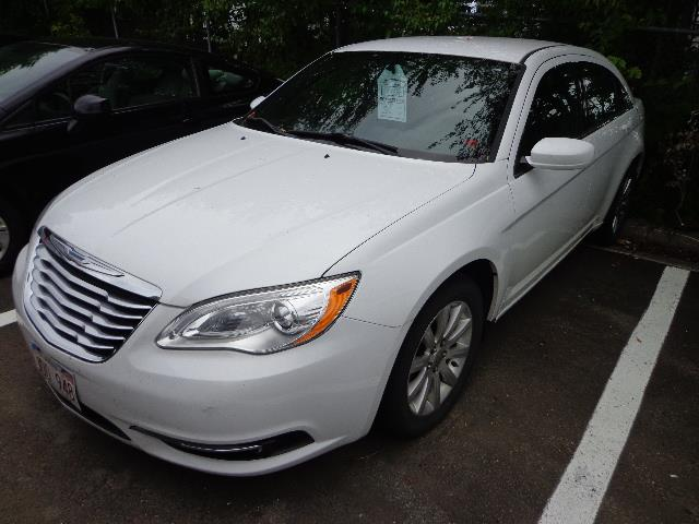 2012 Chrysler 200 4dr Sdn Touring #CN225650A
