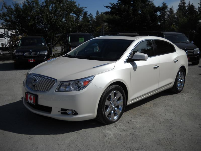 2012 Buick LaCrosse .....SOLD..... #8003-1